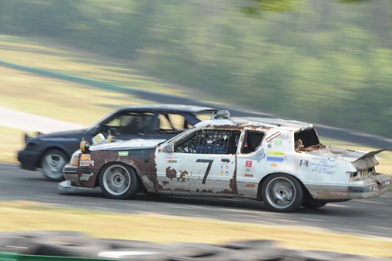 1985 mercury cougar chumpcar endurance road race car in tune autoworks chumpcar endurance road race car